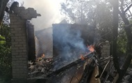 Приватний сектор в Авдіївці потрапив під обстріл, зруйновані будинки