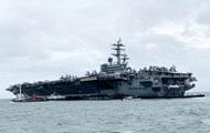 Американские авианосцы зайдут в Южно-Китайское море, где КНР проводит учения