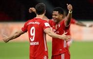 Бавария стала 20-кратным обладателем Кубка Германии