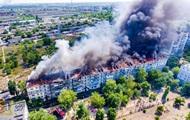 У Новій Каховці сталася пожежа в багатоповерхівці