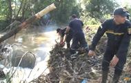 У Львівській області затопило чотири селища