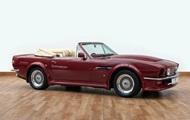 Aston Martin Девіда Бекхема продають за півмільйона