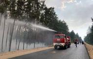 Пожежі на Донбасі. Підпал чи обстріл?