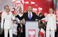 13 июля объявят результаты президентских выборов в Польше, лидирует Дуда