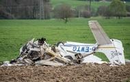 В Германии два военных самолета потерпели крушение