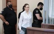 Суд відмовився відпускати Юлію Кузьменко з СІЗО