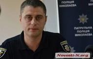 У Коблеві у заступника начальника обласної поліції відібрали телефон
