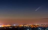 Раз в 6800 лет: из Украины увидели комету NEOWISE