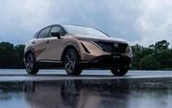 Представлен первый электрокроссовер Nissan: фото, видео