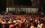 В Баку прошла акция в поддержку армии, полиция применила силу