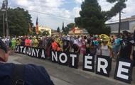 В Каталонии акция протеста из-за приезда короля Испании