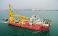 З активів Газпрому зник єдиний корабель-трубоукладач