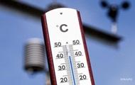 В Україні температура зростає більше, ніж по світові