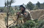 У Міноборони розповіли про перемир'я на Донбасі