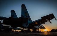 Військові льотчики відпрацювали нічні бойові польоти