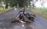 На Чернігівщині сталася смертельна ДТП