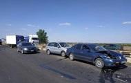 Під Миколаєвом у масштабній ДТП постраждала дитина