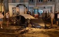 В Одессе ночью случилось крупное ДТП
