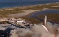 SpaceX испытала прототип  марсианского  корабля