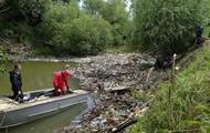 Реки Закарпатья попали в  мусорный апокалипсис