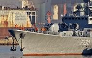 Коронавирус поразил флагман украинского военно-морского флота
