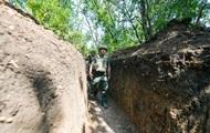 Зеленский объехал 100 км линии фронта за два дня