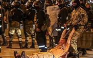 МВД Беларуси отвергло информацию о гибели человека на протестах в Минске