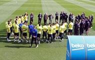 Футболист Барселоны сдал положительный тест на коронавирус