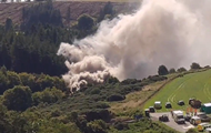 В Шотландии потерпел крушение поезд