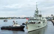 Первая постоянная группа флота НАТО прибыла в Латвию