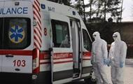 Эпидемическая ситуация в областях Украины