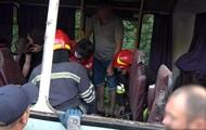 У Хмельницькому семеро осіб постраждали в ДТП з автобусом