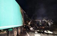 У Миколаївській області зіткнулися дві вантажівки, є жертви