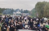 На кордоні з Україною перебувають до 2,5 тисячі хасидів