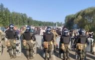 Київ направив Білорусі ноту через хасидів