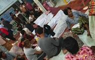 У Камбоджі під час удару блискавки в будинок загинули шестеро людей