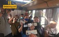 Ветерани АТО в Кропивницькому покарали водія маршрутки