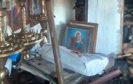 У Полтавській області згорів храм ПЦУ