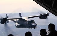 Над Чорним морем провели дозаправку авіації США