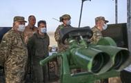Конвертоплан і Джавелін. Військові навчання в Україні