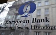 ЄБРР не вважає критичним падіння ВВП України