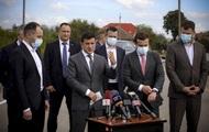 Зеленський пообіцяв облаштувати нові пункти пропуску
