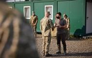 Зеленський відвідав табір розвідки на Донбасі