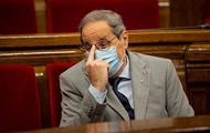 Верховний суд Іспанії усунув з посади голову уряду Каталонії