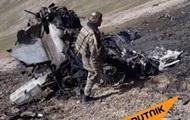 Вірменські військові показали свій збитий літак