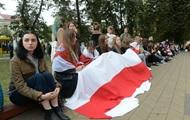 У Білорусі проходять сидячі страйки студентів
