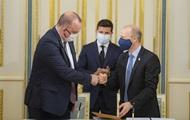 Україна і США підписали контракт щодо ядерного палива