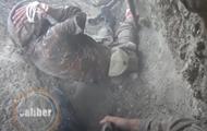 Опубликовано видео обстрела армянских военных