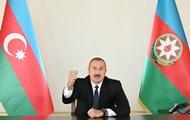 Алієв про Карабах: Заклики до діалогу недоречні