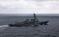 Україна і США провели навчання в Чорному морі